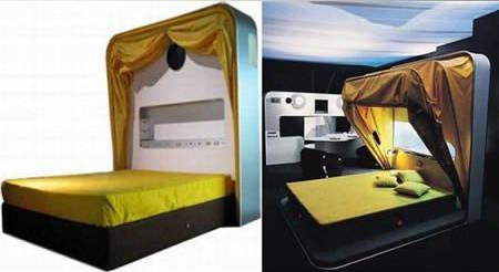 insolites et originaux des lits de r ve issus de vos r ves floriane lemari. Black Bedroom Furniture Sets. Home Design Ideas