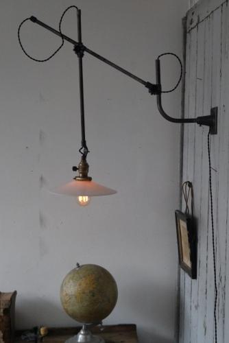 Le style industriel dans nos int rieurs floriane lemari for Comfabriquer une applique