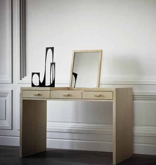 histoire d'un objet : la coiffeuse - floriane lemarié - Coiffeuse Meuble Design