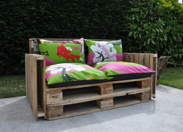 d co r cup 39 la d coration version palettes floriane lemari. Black Bedroom Furniture Sets. Home Design Ideas