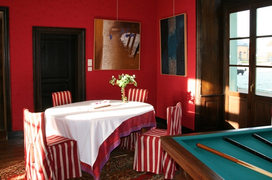 14 juillet int rieurs bleu blanc rouge floriane lemari. Black Bedroom Furniture Sets. Home Design Ideas