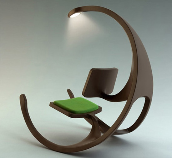 Décoration rocking- chair