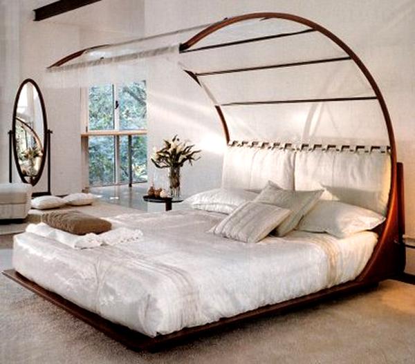 Ideas home design smart ways to paint your room ideas painting home - Les Beaux Baldaquins Floriane Lemari 233