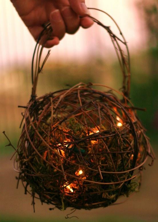 Décoration lanternes