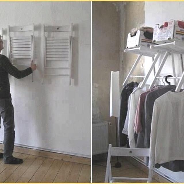 Porte-manteaux originaux ! - Floriane Lemarié