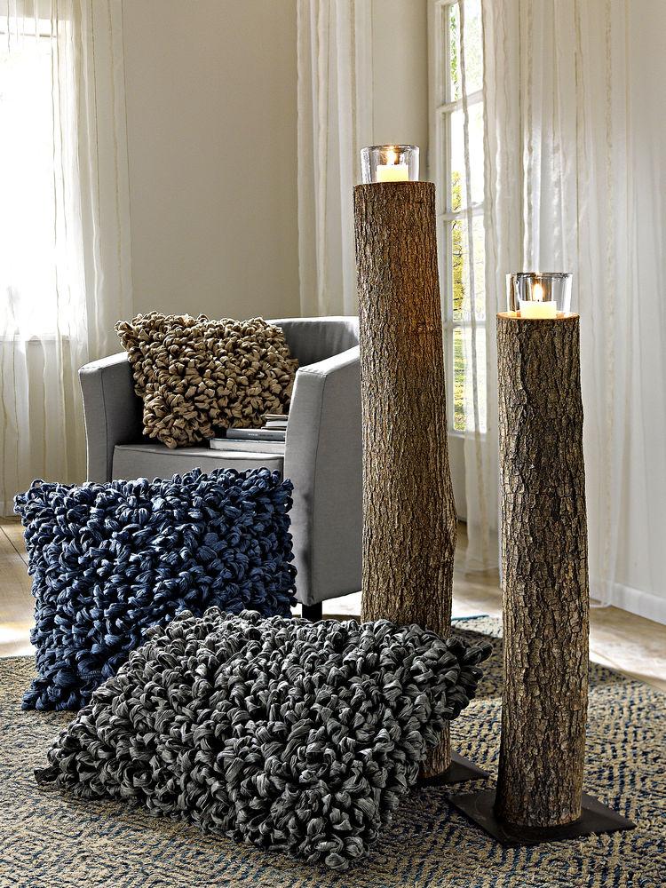 Le tronc sonne la d co floriane lemari - Deco avec bois de bouleau ...