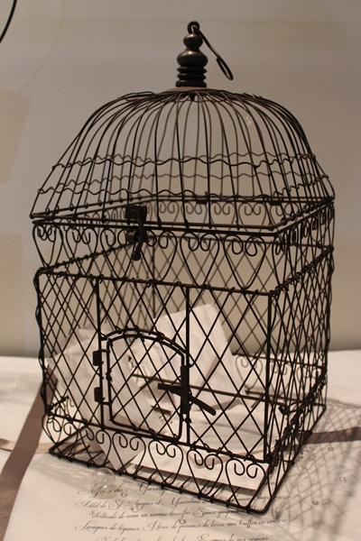 décoration cages