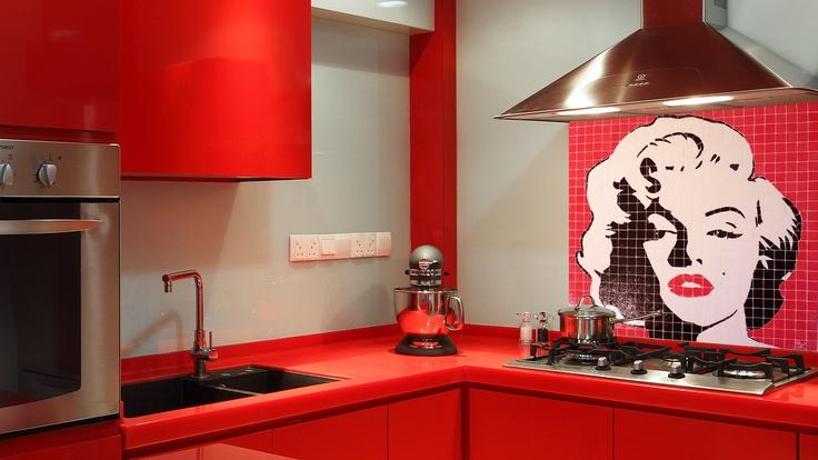 décoration crédence cuisine