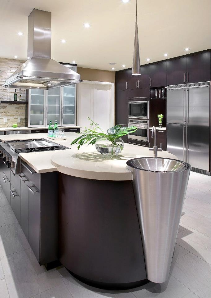 Decoration cuisine design for Decors cuisine design