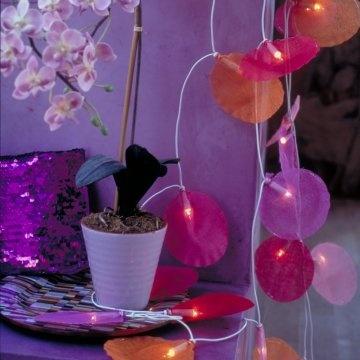 décoration guirlandes