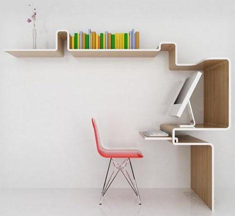 décoration bureau design