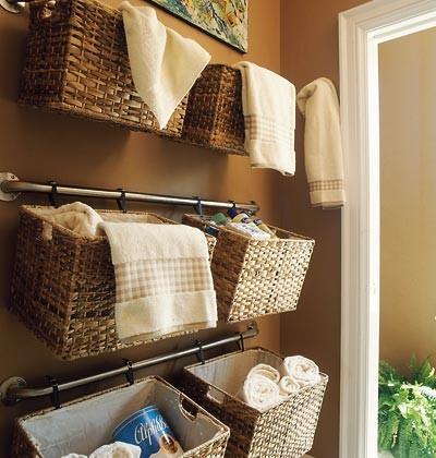 décoration rangement petits espaces