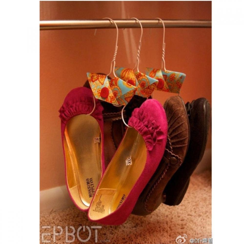 décoration rangement chaussures