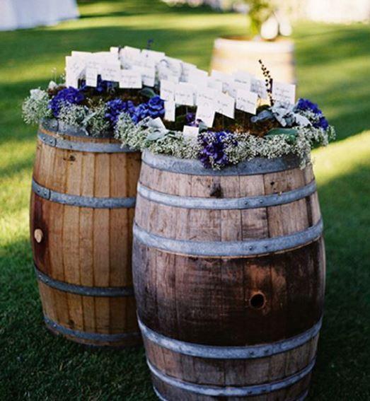 Le tonneau se fait beau floriane lemari for Tonneau decoration jardin