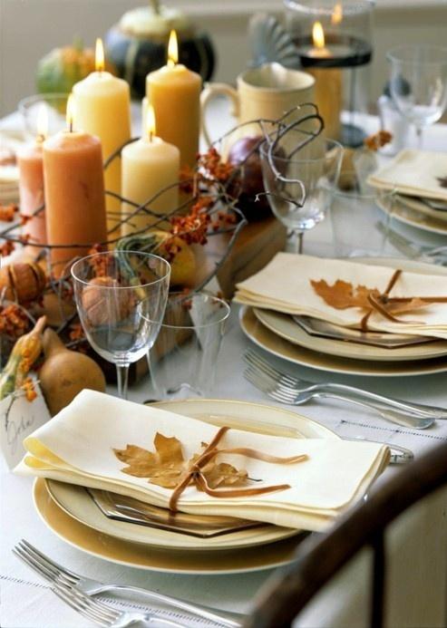 décoration thanksgiving