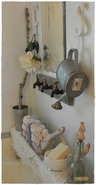 décoration arrosoir