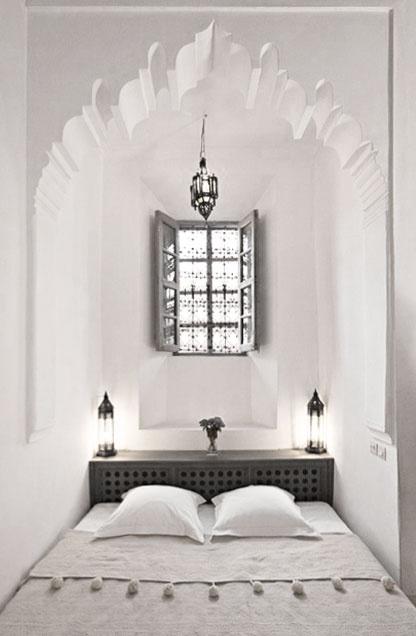 Des chambres mille et une nuits floriane lemari - Deco chambre orientale ...