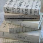 décoration livres