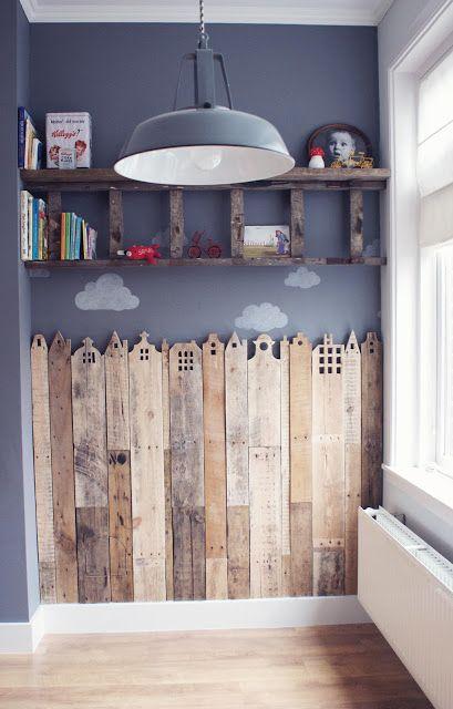 l 39 id e d co du dimanche un mur ludique pour une chambre d 39 enfant floriane lemari. Black Bedroom Furniture Sets. Home Design Ideas