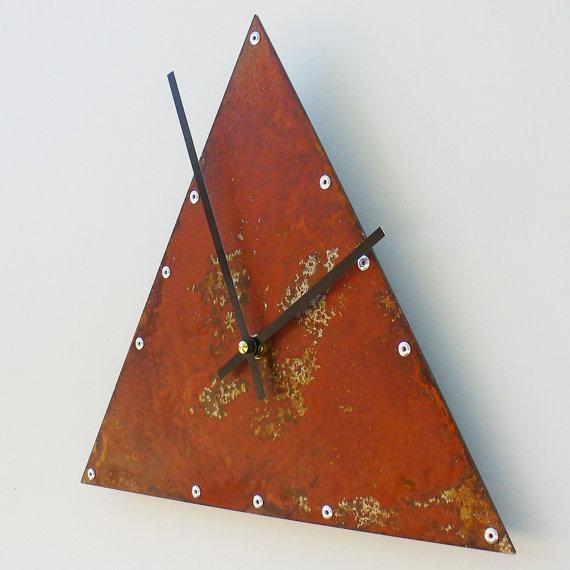 décoration triangle