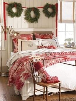 Chambres de Noël