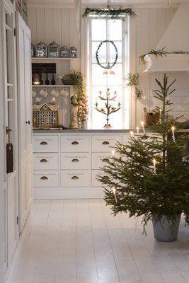 La cuisine et Noël