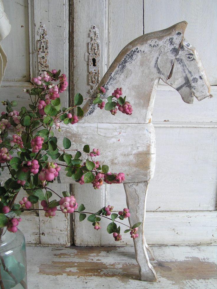 Décoration cheval