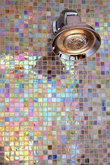 Décoration mosaïque