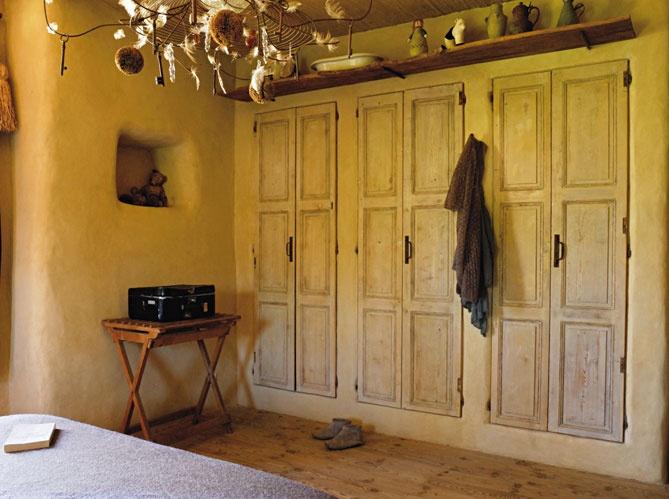 les volets décorent la maison floriane lemarié