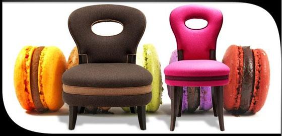 Décoration chaise