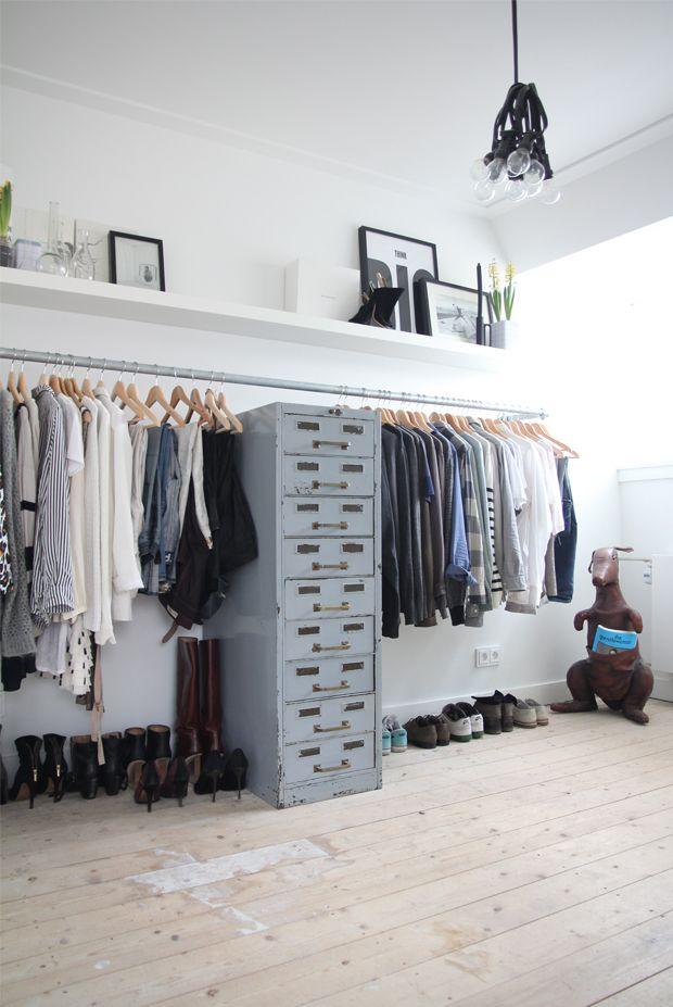 Décoration dressing