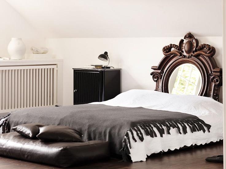 10 conseils pour mettre son lit en valeur floriane lemari for Miroir au dessus du lit