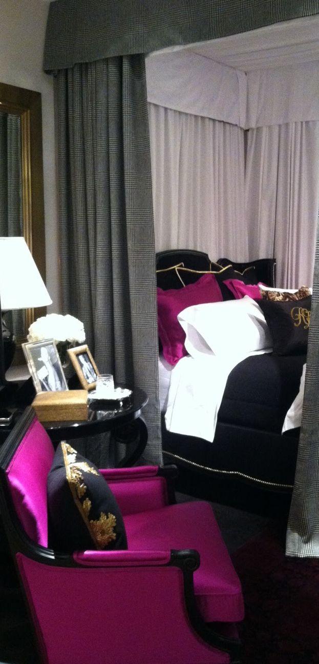 Deco chambre noir violet for Chambre mauve et noir