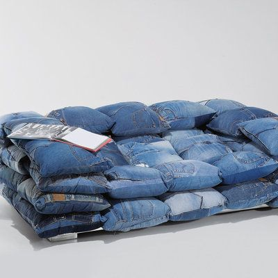 Décoration jeans