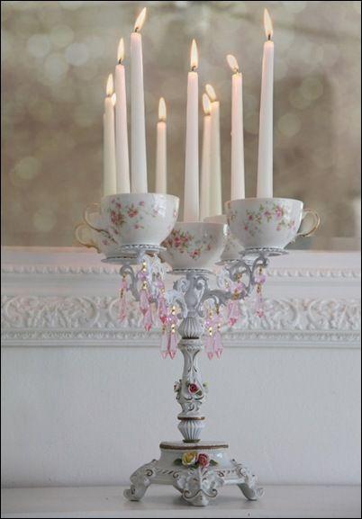 Décoration chandelier