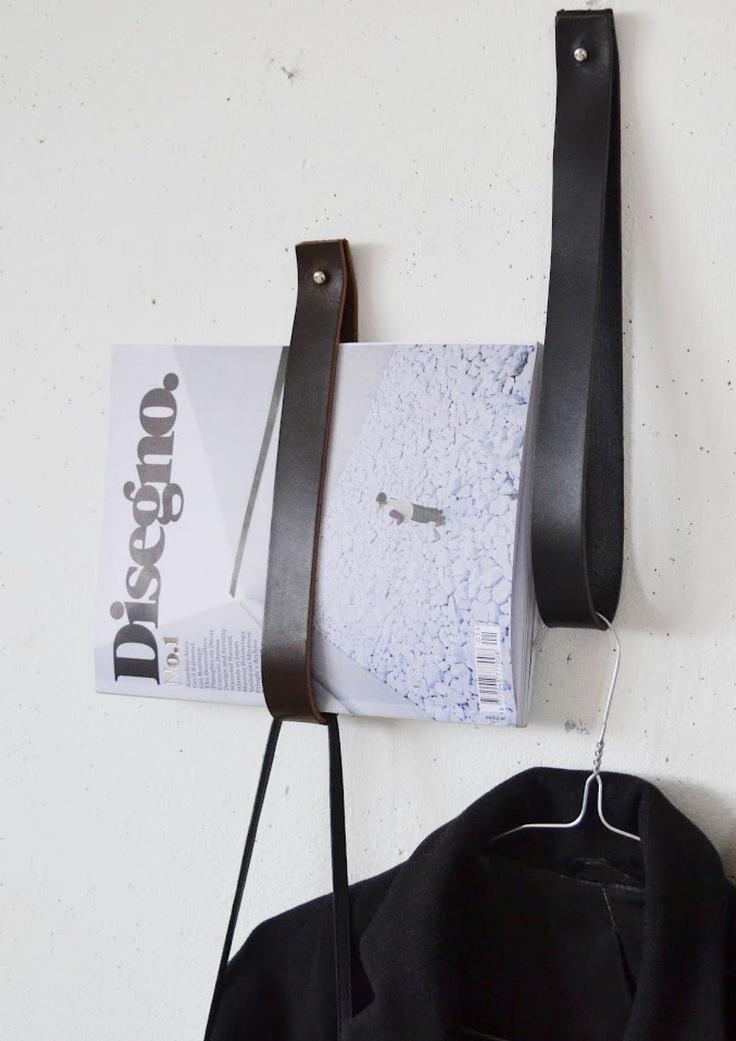 Décoration cuir