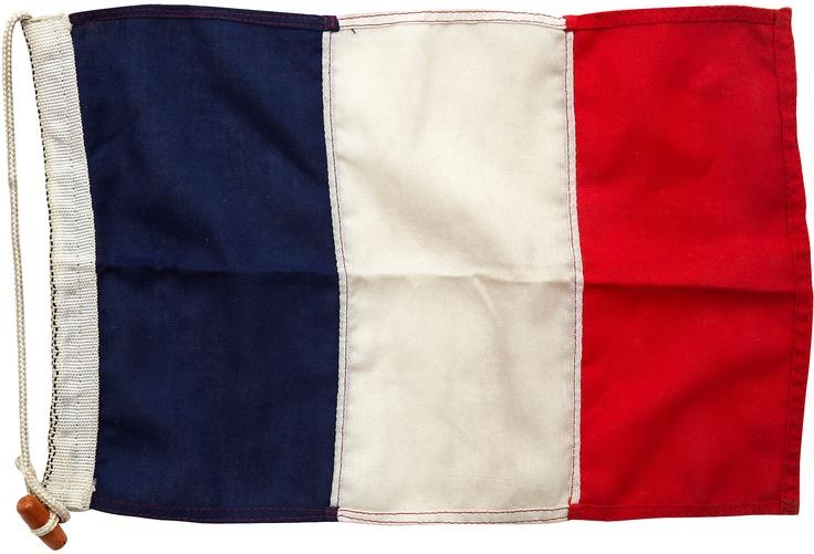 Décoration drapeau