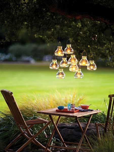 Décoration lanterne