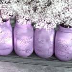 Décoration lilas
