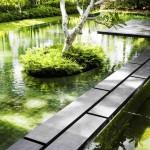 Décoration bassin