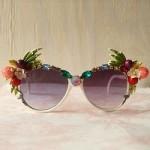 Décoration lunettes