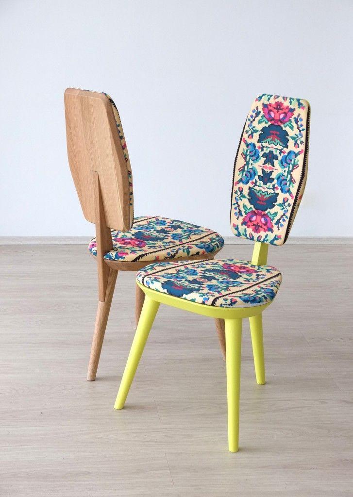 Décoration et design : chaise Lana