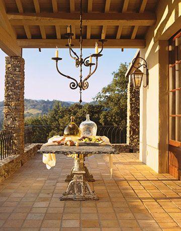 Décoration terrasses