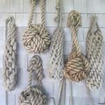 Décoration corde