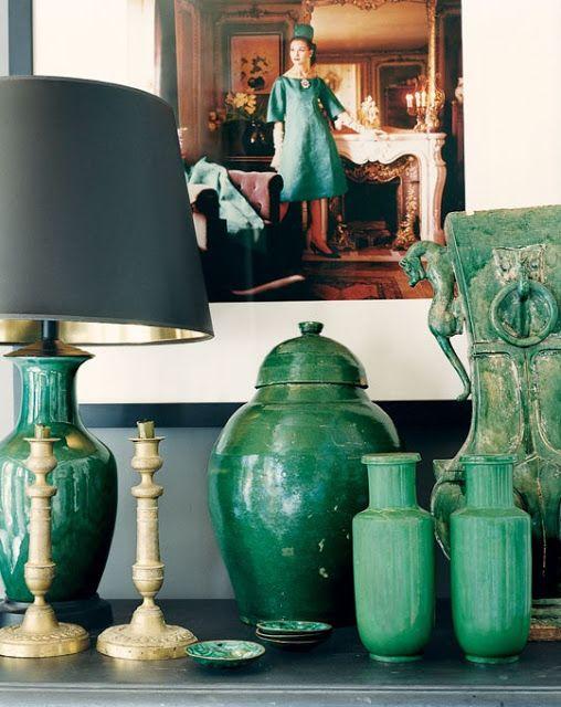 le vert meraude la d co comme un joyau floriane lemari. Black Bedroom Furniture Sets. Home Design Ideas