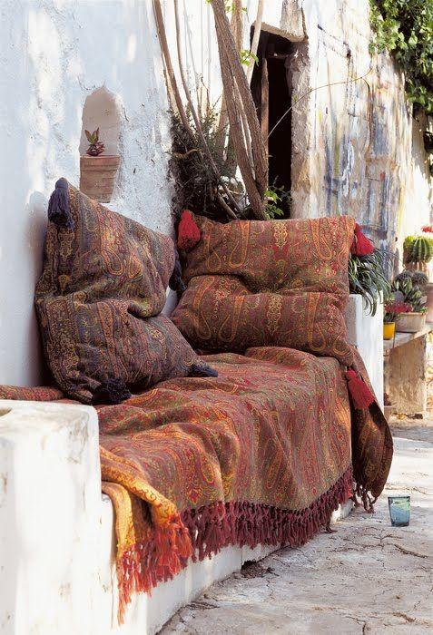 Décoration lounge