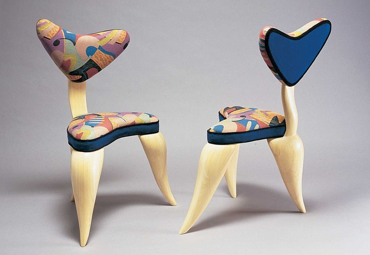 Design chaises Cindy Vargas