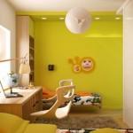 Décoration de rentrée : chambre d'enfant