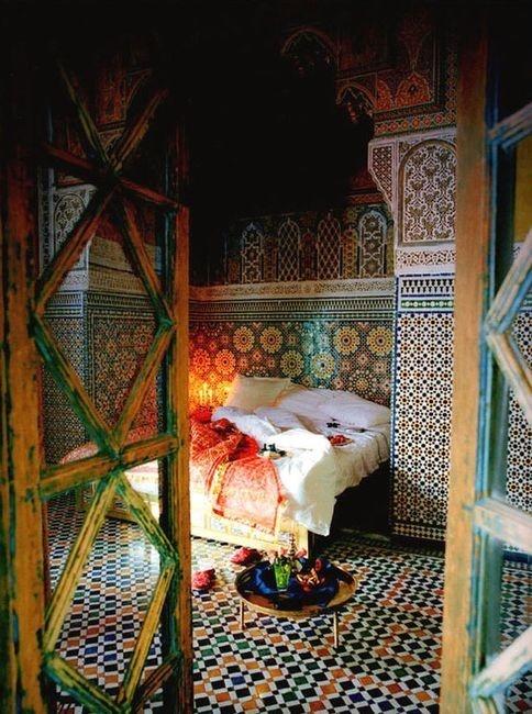 Décoration Maroc
