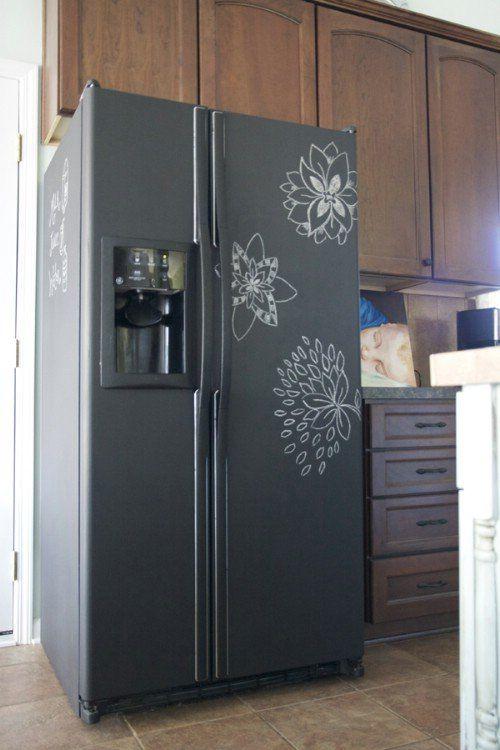 Rentr e 2014 la peinture ardoise floriane lemari - Peinture ardoise cuisine ...